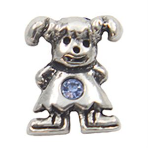 Picture of December Girl Birthstone Charm